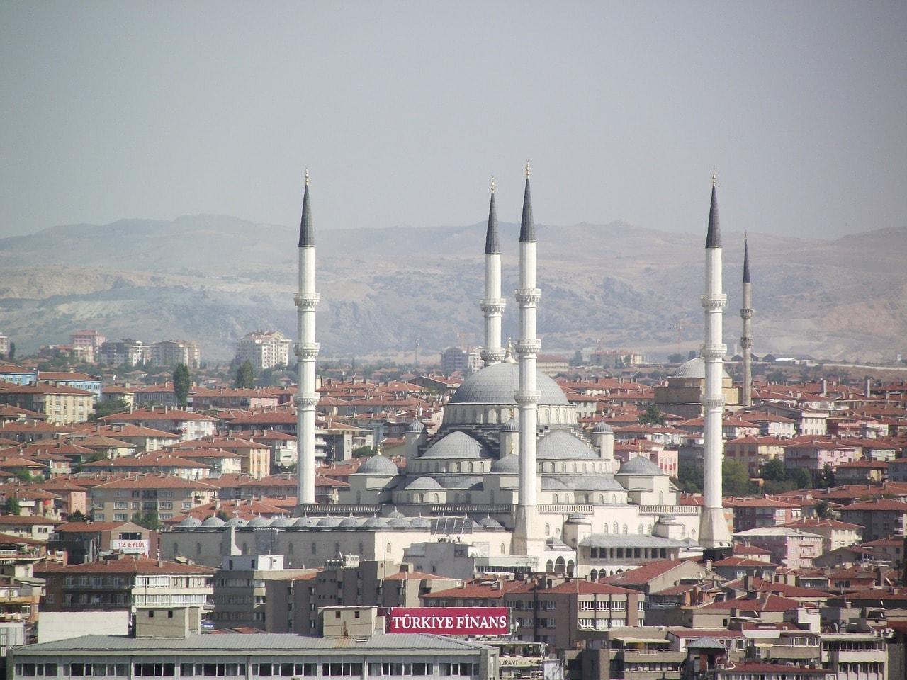 Ankara Moschee